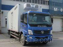 福田牌BJ5149XLC-F1型冷藏车