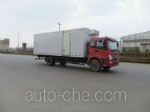Foton BJ5149XLC-FA refrigerated truck