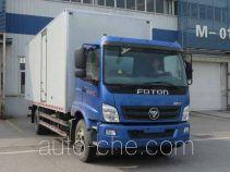 Foton BJ5149XXY-F3 box van truck