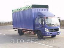Foton BJ5151VKCFG-S2 soft top box van truck