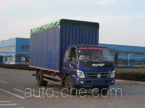 Foton BJ5151VKCFK-S2 soft top box van truck