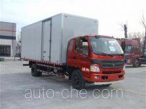 福田牌BJ5159VKCEK-FA型厢式运输车
