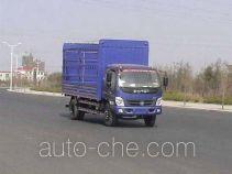 Foton BJ5159VKCFG-4 грузовик с решетчатым тент-каркасом