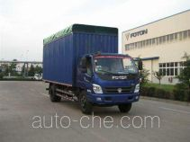 Foton BJ5159VKCFK-4 soft top box van truck