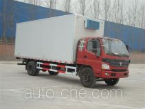 Foton BJ5159XLC-FA refrigerated truck