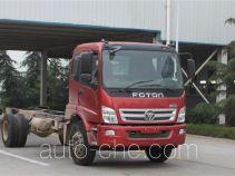 Foton BJ5159XXY-F3 van truck chassis