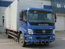 Foton BJ5159XXY-F3 box van truck