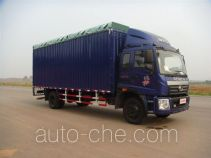 Foton BJ5162CPY-G1 soft top box van truck