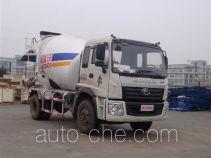 福田牌BJ5162GJB-G1型混凝土搅拌运输车