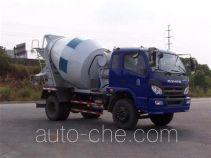Foton BJ5162GJB1 concrete mixer truck