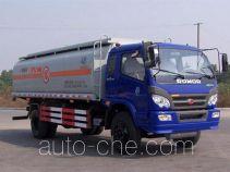 福田牌BJ5162GYY1-G1型运油车
