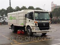 福田牌BJ5162TSLE4-H1型扫路车