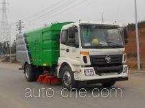 福田牌BJ5162TSLE5-H1型扫路车