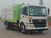 福田牌BJ5162TSLE5-H2型扫路车