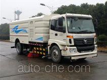 福田牌BJ5162TXSE4-H1型洗扫车