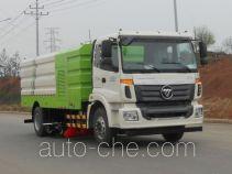 福田牌BJ5162TXSE5-H1型洗扫车