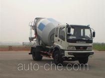 Foton BJ5162V5PDB-D5 concrete mixer truck
