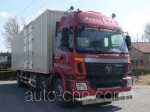 欧曼牌BJ5162XXY-XB型厢式运输车