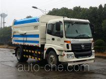 福田牌BJ5162ZLJE4-H1型垃圾转运车