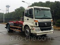 Foton BJ5162ZXXE4-H1 detachable body garbage truck