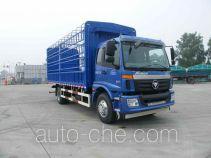 欧曼牌BJ5163CCQ-XA型畜禽运输车