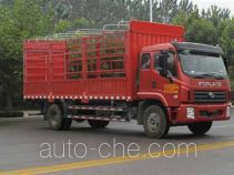Foton BJ5163CCY-B4 грузовик с решетчатым тент-каркасом