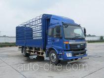 欧曼牌BJ5163CCY-XE型仓栅式运输车