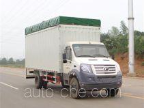 Foton BJ5163CPY-G1 soft top box van truck