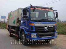 欧曼牌BJ5163EJFCD-XA型垃圾车