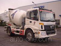 Foton BJ5163GJB-1 concrete mixer truck