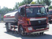 欧曼牌BJ5163GYY型运油车