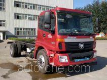 Foton Auman BJ5163JSQ-AC truck mounted loader crane chassis