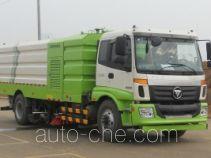 福田牌BJ5163TXSE5-H1型洗扫车