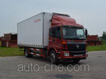 Foton Auman BJ5163XLC-AC refrigerated truck