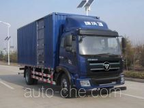 Foton BJ5163XXY-4 box van truck