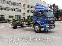 欧曼牌BJ5163XXY-AB型厢式运输车底盘