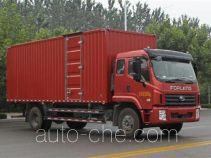 福田牌BJ5163XXY-B4型厢式运输车
