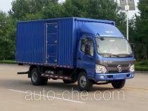 Foton BJ5163XXY-FB box van truck