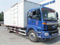 欧曼牌BJ5163XXY-XF型厢式运输车