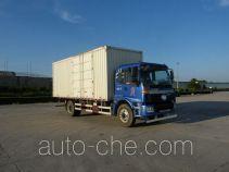 Foton Auman BJ5163XXY-XG box van truck