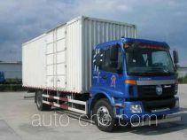 欧曼牌BJ5163XXY-XL型厢式运输车