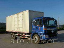欧曼牌BJ5163XXY-XH型厢式运输车