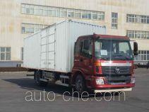 欧曼牌BJ5163XXY-XX型厢式运输车