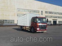 Foton Auman BJ5163XXY-XY box van truck