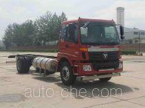 Foton Auman BJ5163XXY-XZ van truck chassis