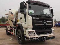 福田牌BJ5165GJB-1型混凝土搅拌运输车