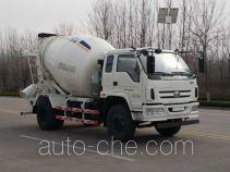 福田牌BJ5165GJB-2型混凝土搅拌运输车