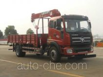 Foton BJ5165JSQ-2 truck mounted loader crane
