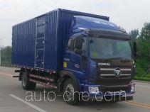 Foton BJ5165XXY-4 box van truck