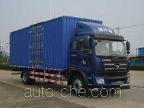 Foton BJ5165XXY-7 box van truck